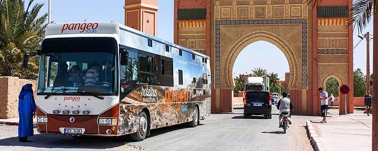 Poznávací zájezd Maroko - Na cestě do dun Erg Chebi
