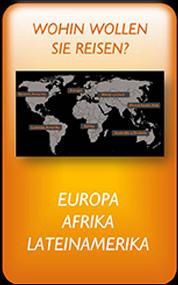 Expeditionsreise mit dem Hotelbus - Wohin wollen Sie reisen?